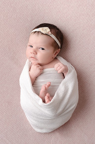 Newborn Photography Baby Darcy Bicester baby photo shoot