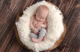 Newborn Photography Baby Caleb Brackley baby photo shoot