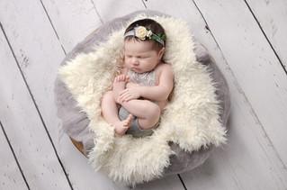 Newborn Photography Baby Darcy Bicester baby photo