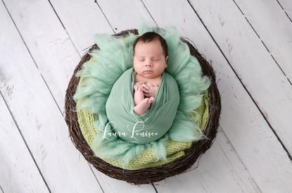 Newborn Photography Baby Miles Buckingham photo shoot