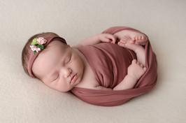 Newborn Photography Baby Orla Buckingham baby photo shoot