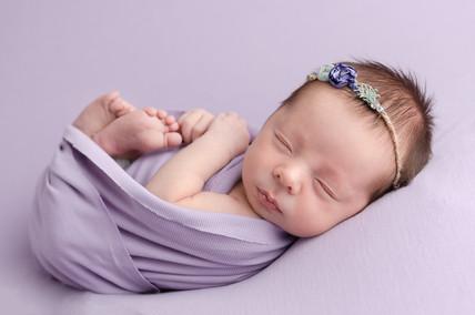Newborn Photography Baby Arabella Milton Keynes baby photo shoot