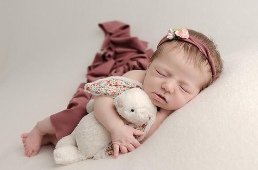 Newborn Photography Baby Emilia Milton Keynes baby photo shoot