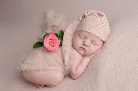 Newborn Photography Baby Rosie Bicester baby photo shoot