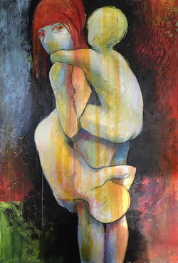 Kicki_painting_Bara
