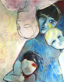 Kicki_painting_Family