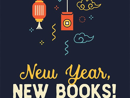 New books for the New Year!!