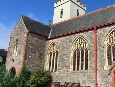 Message from Reverend John- Brixham Mission Community