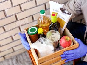 Food banks in Ryedale