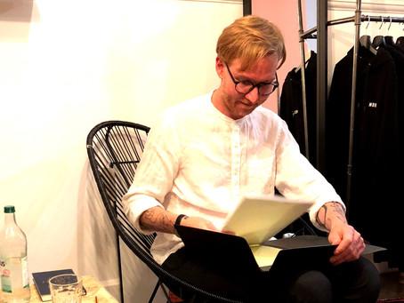 Interview mit Autor Frank Berzbach