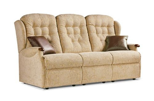 Sherborne Lynton Knuckle Standard 3 Seater Sofa