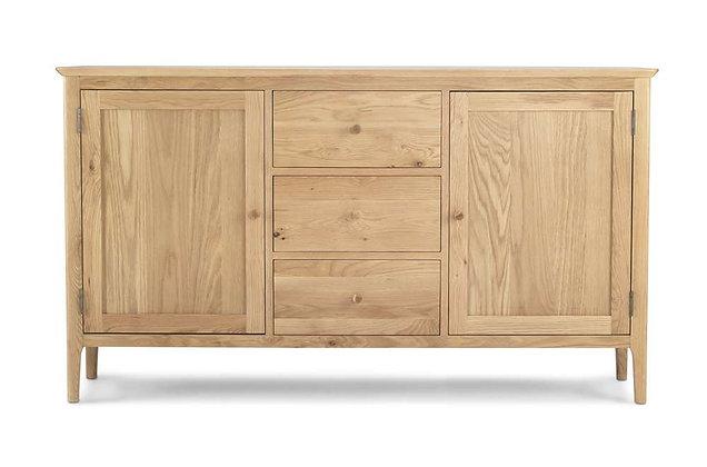 Wardley Large 2 Door, 3 Drawer Sideboard