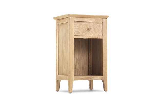 Wardley Side Table with Drawer