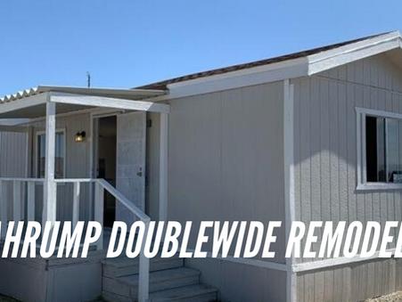 Complete Rehab on Pahrump Doublewide