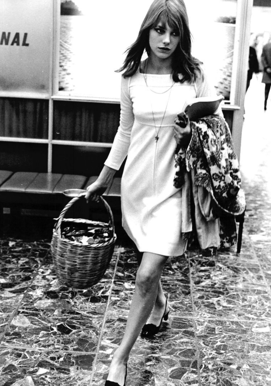 Jane Birkin's Straw Basket