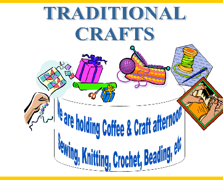 Coffee & Craft Sessions