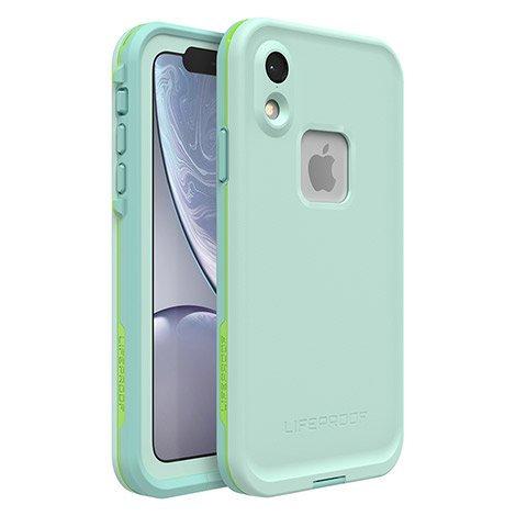 FRĒ Lifeproof Case for iPhone XR - Blue & Green