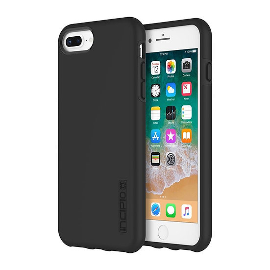 Incipio DualPro Case for iPhone 6/6s/7/8 Plus - Black