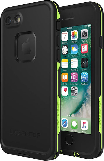 FRĒ Lifeproof Case for iPhone 7/8 - Black