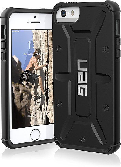 Urban Armor Gear Composite Case for iPhone 5/5s/SE - Black