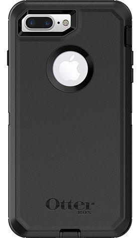 Otterbox Defender Series Case for iPhone 6/6s7/8 Plus - Black