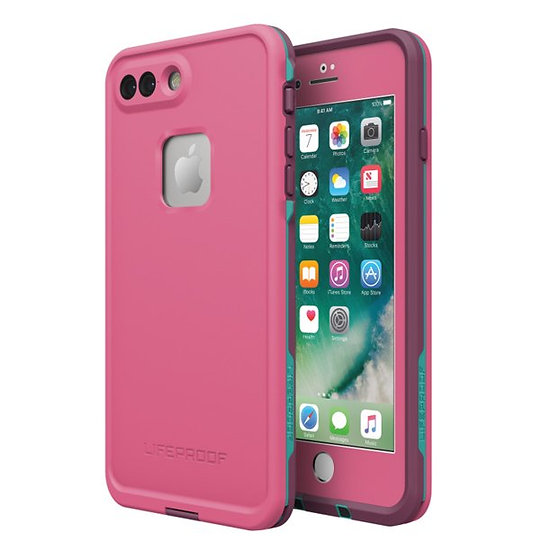 FRĒ Lifeproof Case for iPhone 7/8 Plus -Pink