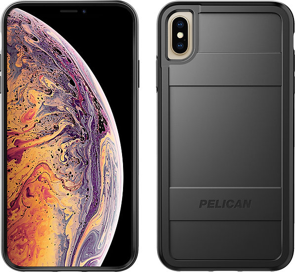 Pelican Protector Case for iPhone XS Max - Black