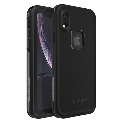 FRĒ Lifeproof Case for iPhone XS Max - Black & Gray