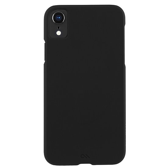 Case Mate Barely There Case for iPhone XR - Black