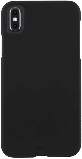 Case-Mate Barely There Case for iPhone XS Max - Black