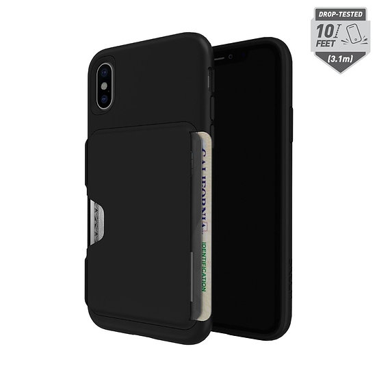 Skech Cache Case for iPhone XS Max - Black