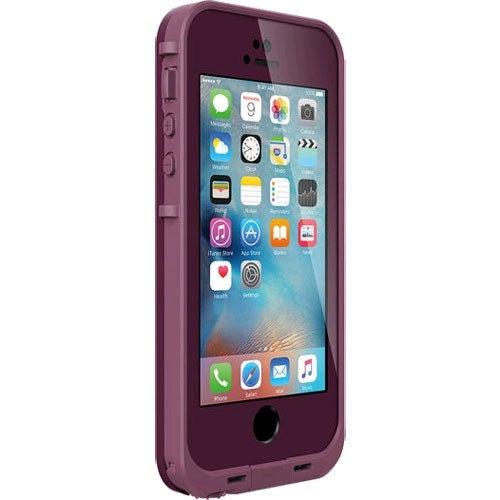 FRĒ Lifeproof Case for iPhone 5/5s/SE - Crushed Purple