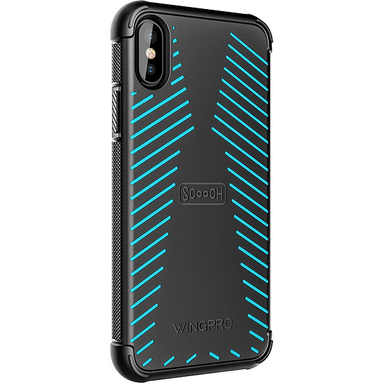 ScoocH Wingpro Case for iPhone XS Max - Ultramarine