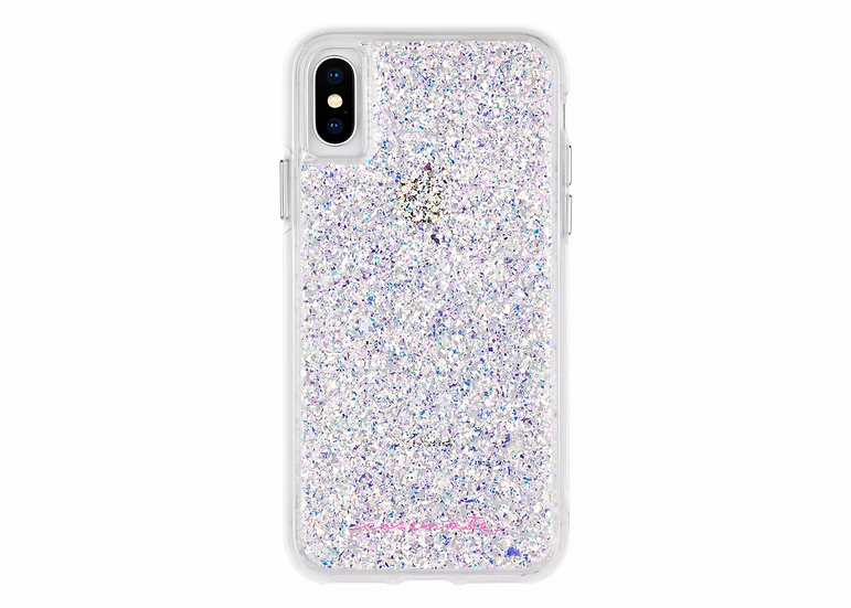 Case-Mate Twinkle Case for iPhone XS Max - Silver