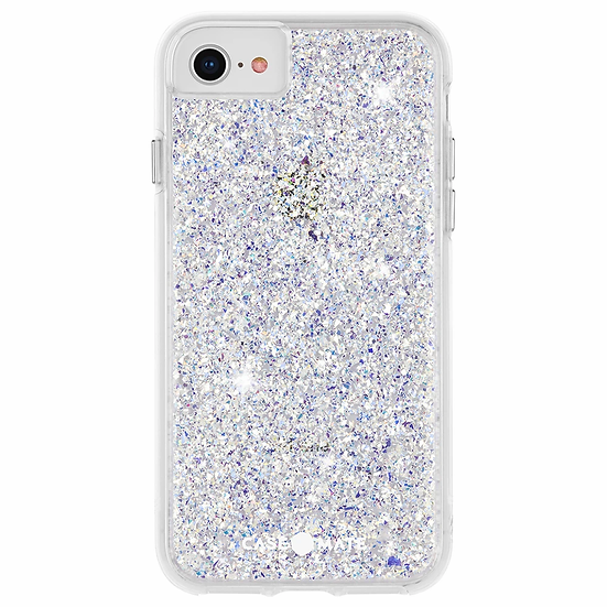 Case-Mate Twinkle Case for iPhone 6/6s/7/8 - Silver