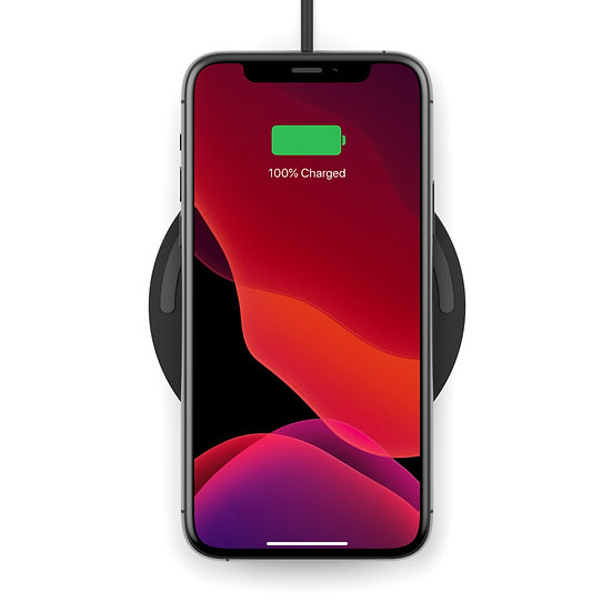 Belkin BOOST↑CHARGE™ 10W Wireless Charging Pad + QC 3.0 Wall Charger + Cable