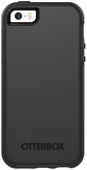 OtterBox Symmetry Black Case for Apple iPhone 5/5S/SE