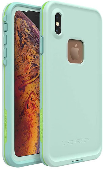 FRĒ Lifeproof Case for iPhone XS Max - Blue & Green