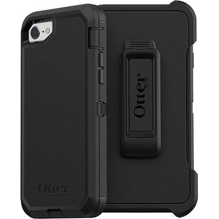 Otterbox Defender Series Case for iPhone 6/6s/7/8 - Black