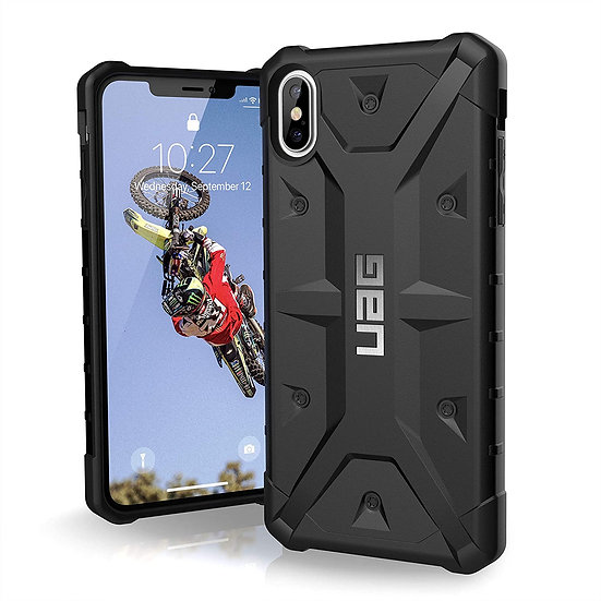 Urban Armor Gear Pathfinder Series Case for iPhone XS Max - Black