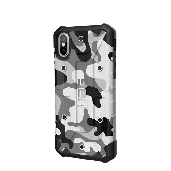 Urban Armor Gear Pathfinder Series Case for iPhone X/XS - Arctic Camo