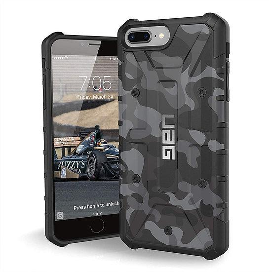 Urban Armor Gear Pathfinder Series Case for iPhone 6/6s/7/8 Plus - Midnight Camo