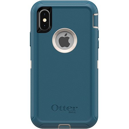 Otterbox Defender Series Case for iPhone X/XS - Blue