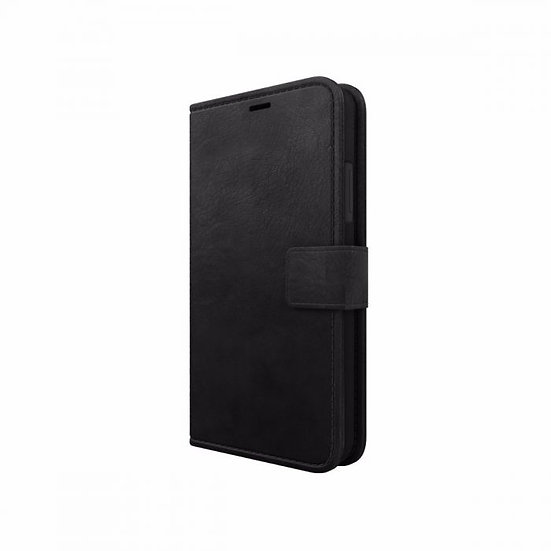 Skech Polo Book Case for iPhone XR - Black