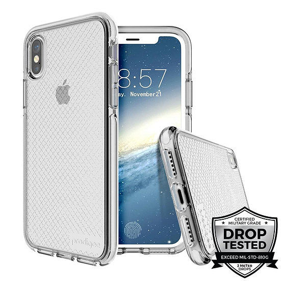 Prodigee Safetee Case for iPhone X/XS - Clear