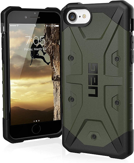 Urban Armor Protection Pathfinder Case for iPhone 6/6S/7/8 - Olive Green