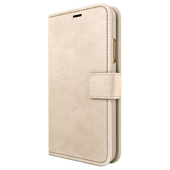 Skech Polo Book Case for iPhone XS Max - Tan