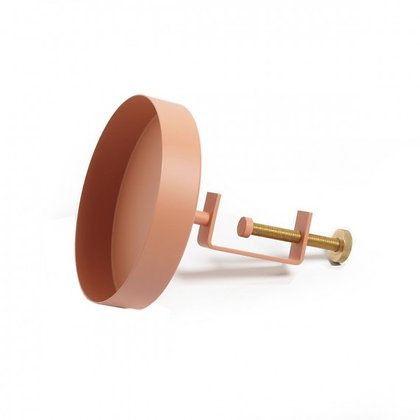 NAVET Sthlm, Clamp Tray Terracotta Pink