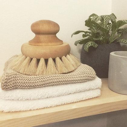 IRIS HANTVERK, bath brush