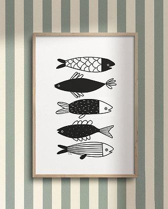 ISAFORM, poster FISK